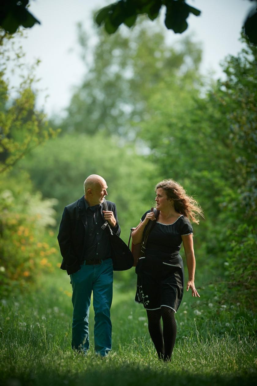 Carl Erik Lundgaard og Mette Kathrine Jensen